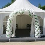 шарики на свадьбу