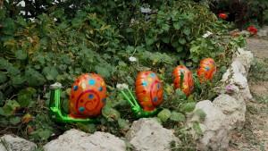 Улитки фольгированный шарик